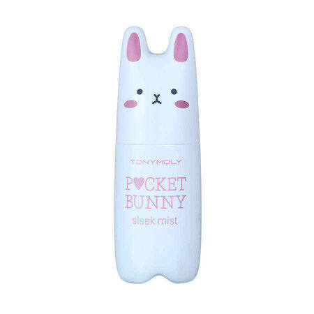 Tonymoly Pocket Bunny Sleek Mist Refreshes and Cools Skin